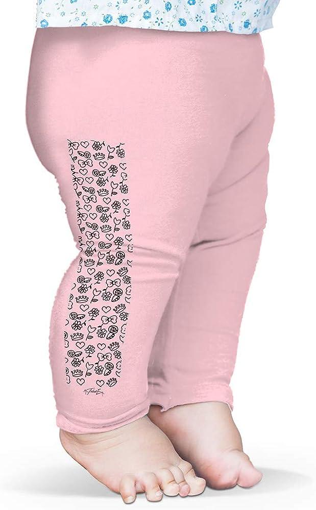 TWISTED ENVY Girly Pattern Baby Printed Leggings