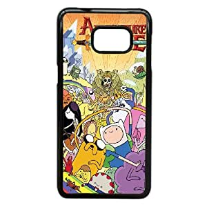 Adventure Time for Samsung Galaxy Note 5 Edge Cell Phone Case & Custom Phone Case Cover R87A880158