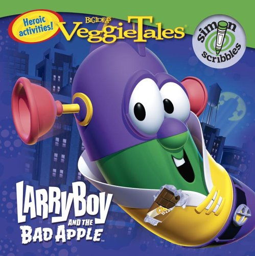 LarryBoy and the Bad Apple (Veggietales) Veggietales Coloring Book