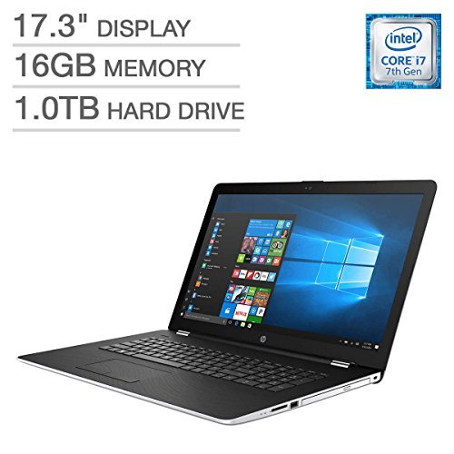"2017 HP 17.3"" FHD IPS Business"