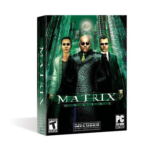 The Matrix Online   Pc