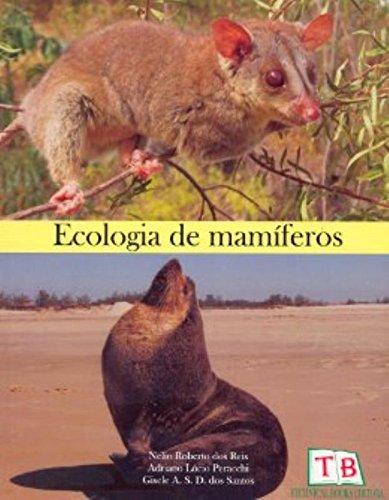 Ecologia de Mamíferos: Amazon.es: Nelio Roberto dos Reis: Libros