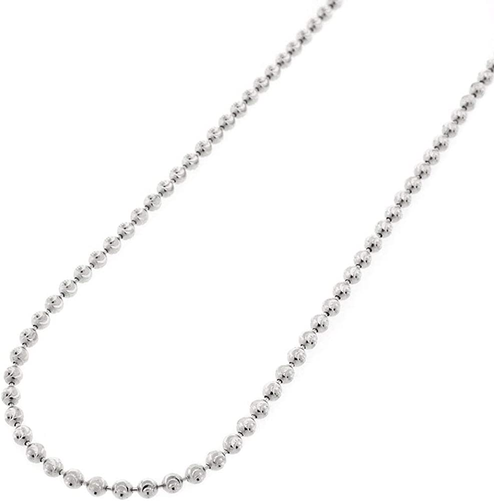silver ball chain with half mood heart Necklace