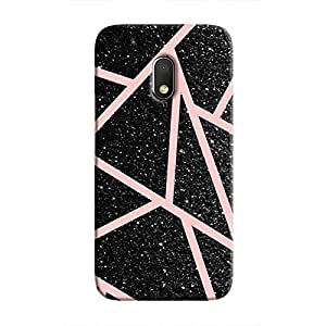 Cover It Up - Pink Break Moto G4 Play Hard case