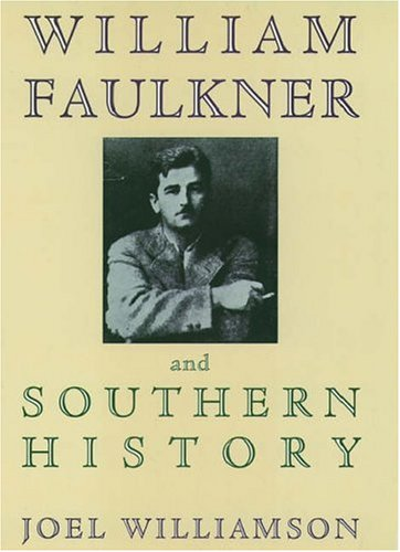 biography about william faulkner the quintessential southern writer Another faulkner biography by patrick samway, sj issue: summer 1994 william faulkner and southern history lineberger professor in the humanities at the university of north carolina at chapel hill, and author of the award-winning the crucible of race.