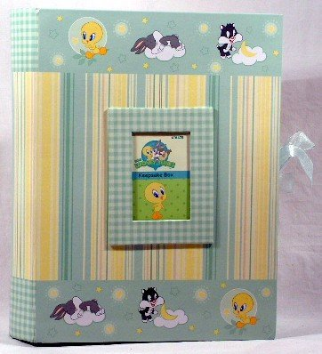 Baby Looney Tune Keepsake Box