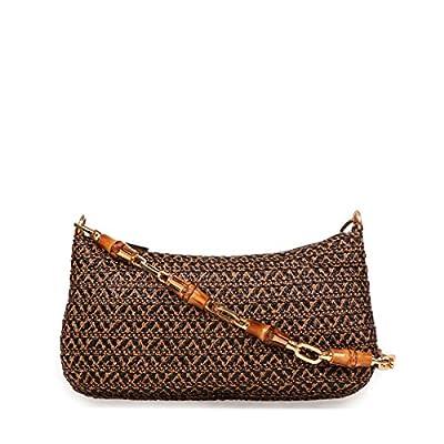 Eric Javits Women's Bulu Clutch Handbag (Antique)