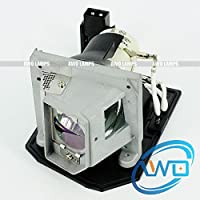 AWO BL-FU240A/SP.8RU01GC01 Replacement Lamp with Housing for OPTOMA DH1011/EH300/HD131X/HD25/HD25-LV/HD2500/HD30/HD30B