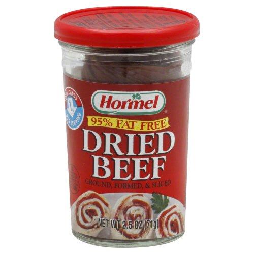 Hormel Beef - Hormel Beef Dried Sliced, 2.5 oz