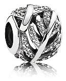 Pandora Cubic Zirconia Silver Jewelry 791186CZ