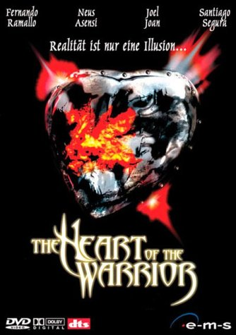 The Heart of the Warrior [Alemania] [DVD]
