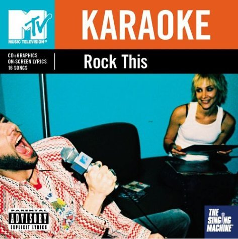 Karaoke: Mtv Rock This -