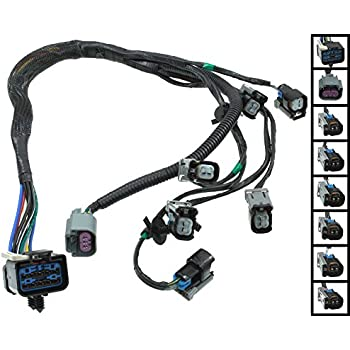 amazon com  apdty 134018 fuel rail fuel injector wiring
