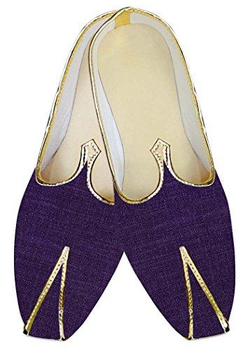INMONARCH Hombres Zapatos de Bodas de Regencia Hecho a Mano MJ013260