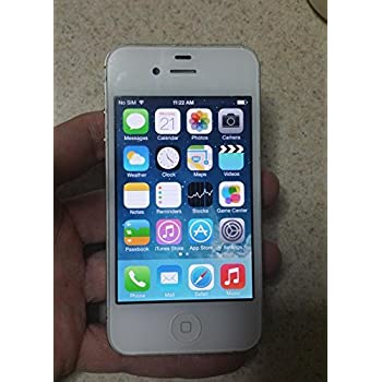 iphone 4s white apple iphone 4s 32gb white verizon cell 10943