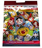 Disney Nesting Dolls 5 Pin Collectible Packs