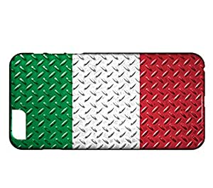 Funda Carcasa para iPhone 6 Plus & 6S Plus Bandera ITALIA 05