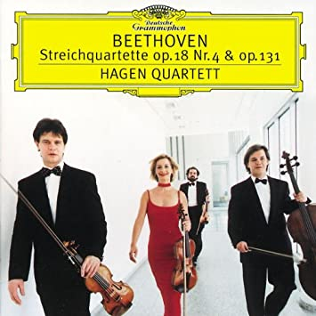 String Quartet No. 14 in C-sharp Minor, Op. 131 - Viola