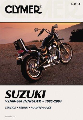 Suzuki Vs700-800 Intruder 1985-2004 (Clymer Motorcycle Repair)