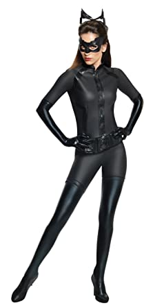 Rubieu0027s Batman The Dark Knight Rises Grand Heritage Deluxe Catwoman Black Small Costume  sc 1 st  Amazon.com & Amazon.com: Rubieu0027s Batman The Dark Knight Rises Grand Heritage ...
