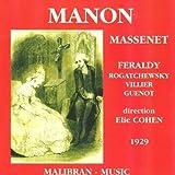 Massenet;Manon
