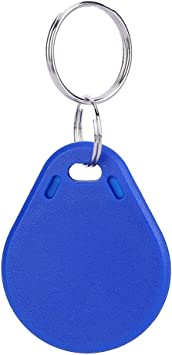 amarillo 10 unidades T5577//EM4305 125 KHz RFID tarjeta de identificaci/ón de proximidad de tarjetas de identificaci/ón de identificaci/ón inteligente llavero para sistema de control de acceso