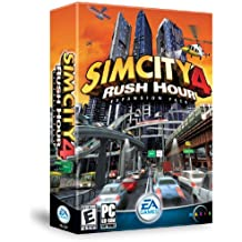 SimCity 4: Rush Hour Expansion Pack - PC
