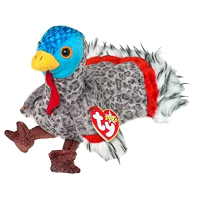 TY Beanie Baby - LURKEY the Turkey: Toys & Games