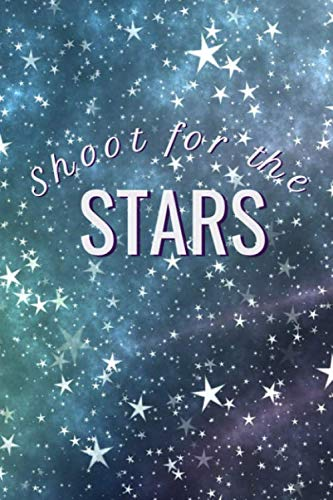 Shoot for the Stars: Journal (Notebook/Diary) Matte cover 6