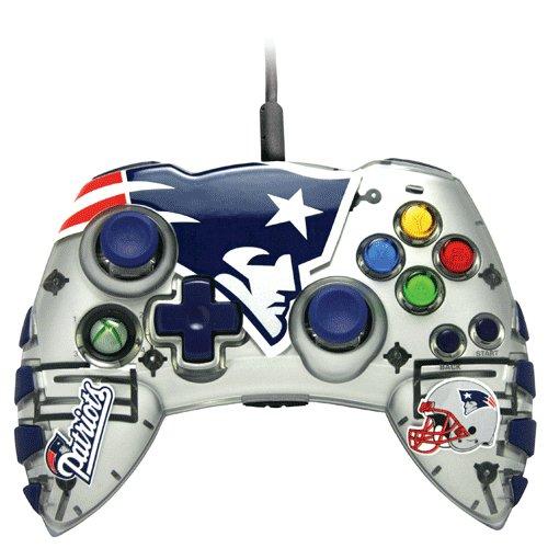 Xbox 360 NFL England Patriots Controller