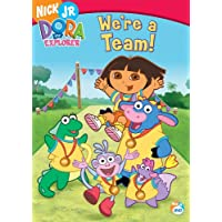 Dora the Explorer: We're a Team! (Bilingual) [Import]