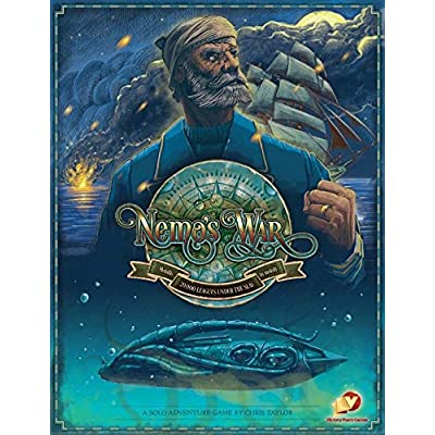 Nemo's War 2nd Edition Board Game: Toys & Games