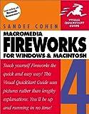 Fireworks 4 for Windows & Macintosh (Visual QuickStart Guide)