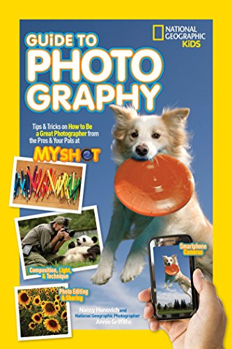 In the age of smartphones and selfies, why not learn from the pros how to take great photos to share with friends and family! Here's a fun, fact-filled, kid-friendly guide that is jam-packed with all the essentials for budding photographers. From how...