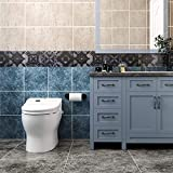 Fixsen Matte Black Toilet Paper Holder Bathroom