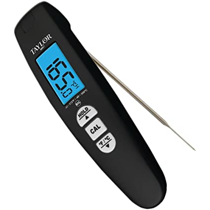 TAYLOR 9867B Connoisseur Turbo-Read Thermocouple Thermometer electronic consumer