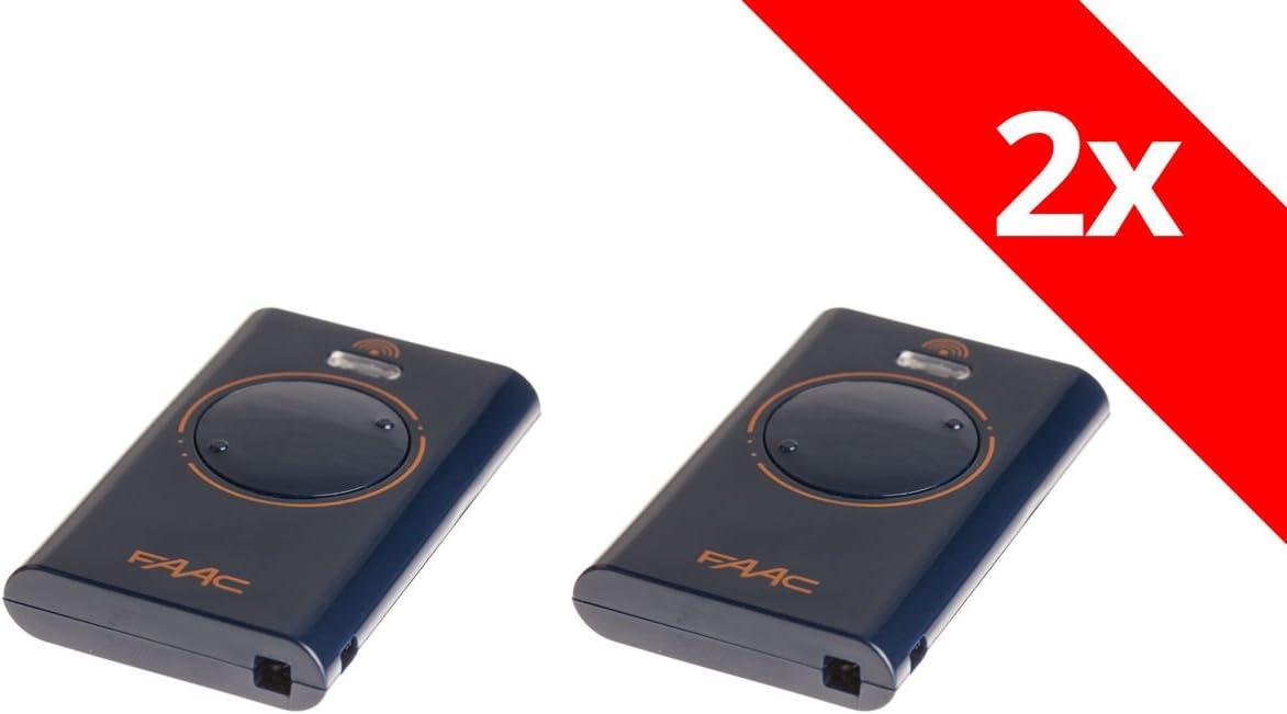 ersetzt TML2 433 SLR 433 Mhz TML433SLR Garagentor Fernbedienung FAAC Handsender XT2 433 SL XT2433SL