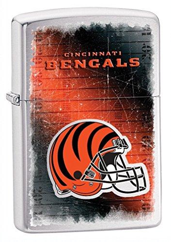 - Zippo NFL-Cincinnati Bengals Pocket Lighter