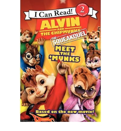 [ Alvin and the Chipmunks: The Squeakquel: Meet the 'Munks By Long, Susan Hill ( Author ) Paperback 2009 ] (Alvin And The Chipmunks The Squeakquel 2009)