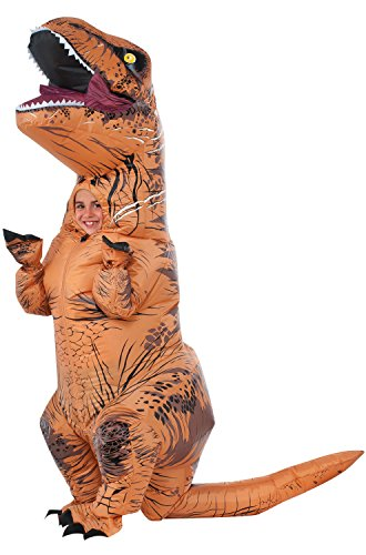 Rubie's Jurassic World Children's T-Rex Inflatable Costume