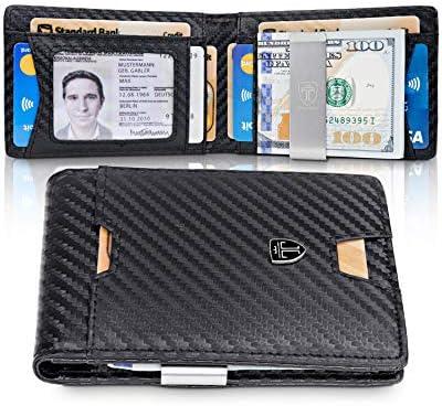 TRAVANDO Wallet PHOENIX Pocket Bifold
