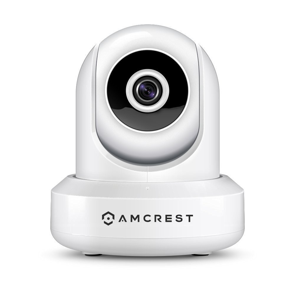 Amcrest ProHD 1080P WiFi Wireless IP Security Camera 1080P (1920TVL), IP2M-841 (White) [並行輸入品] B01JJH8CHW