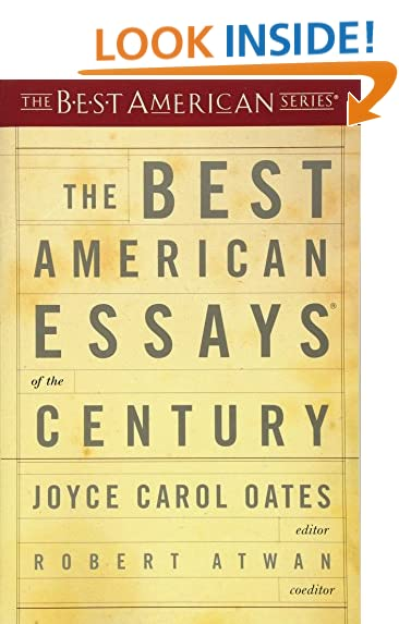 best essays com the best american essays of the century the best american series