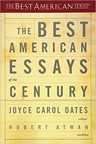 The Best American Essays Of Century Series