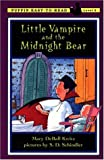 The Little Vampire and the Midnight Bear, Mary Deball Kwitz, 014130233X