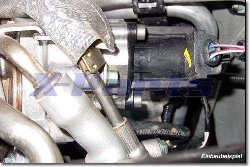 VAG - Válvula de descarga para motor turbo 2.0, 1.8, 1.4, TSI y TFSI!: Amazon.es: Coche y moto