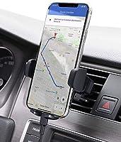 AUKEY Handyhalterung Auto 360 Drehbar Luftauslass KFZ Handy Halterung Auto Zubehör Kompatibel mit iPhone 11 Pro, Xs Max,...
