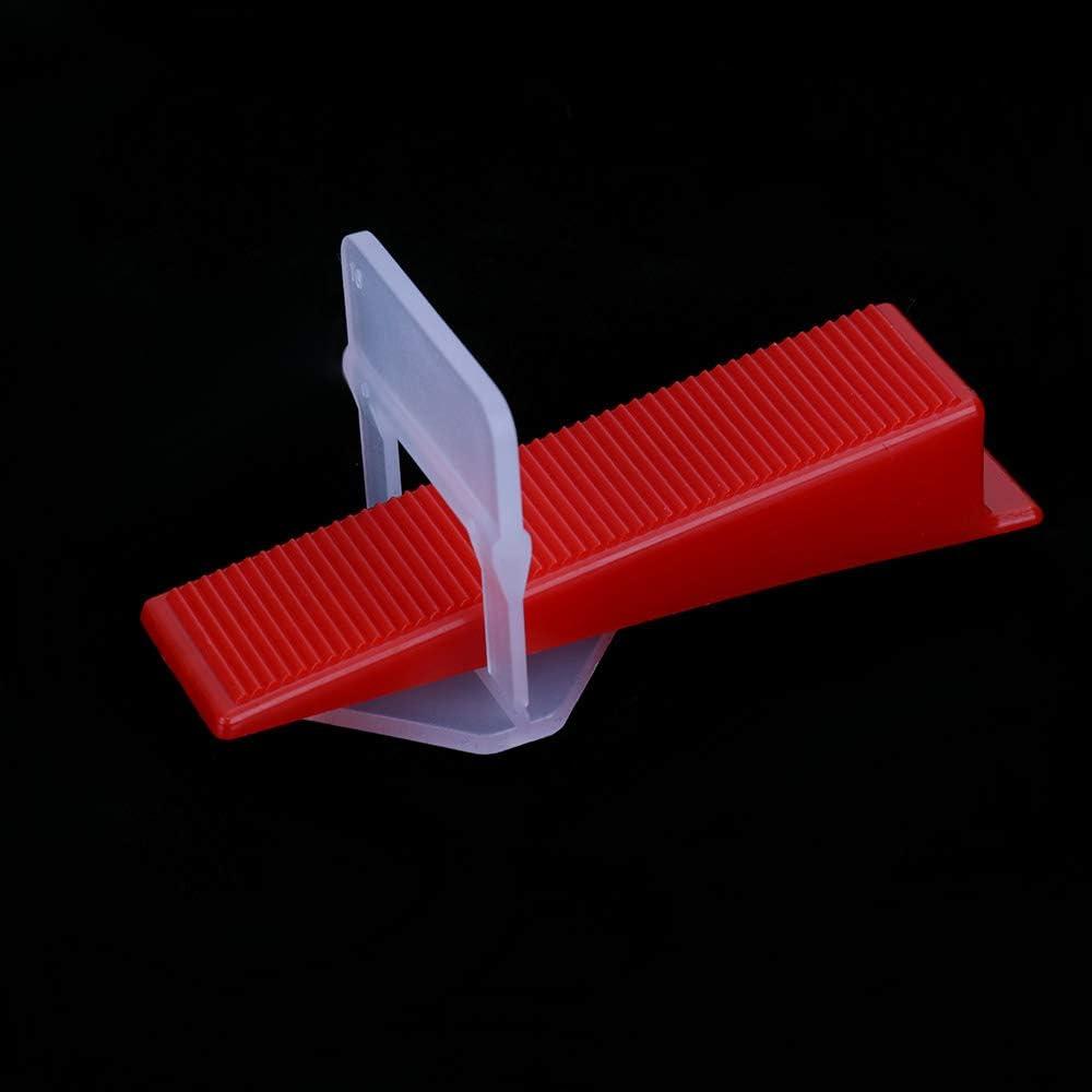 200 Keile StarterSet S Zange Fliesenverlegesystem f/ür Fliesenh/öhe 3-12 mm Ballshop Nivelliersystem Fliesen Starterset Montagekeile Verlegesystem Fliesenverlegehilfe 500Laschen