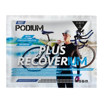 Just Podium I-Glutamina Plus Recoverium - 500 gr: Amazon.es: Salud y cuidado personal