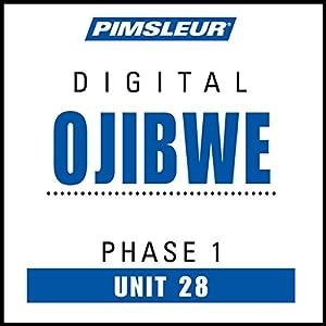 Ojibwe Phase 1, Unit 28 Audiobook